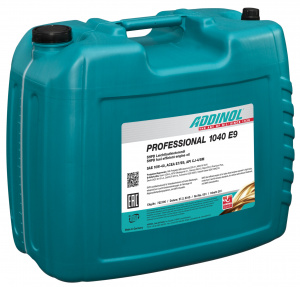 Uleiuri de motor ADDINOL PROFESSIONAL 1040 E9