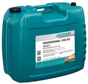 Uleiuri de motor ADDINOL PROFESSIONAL 1540 E9