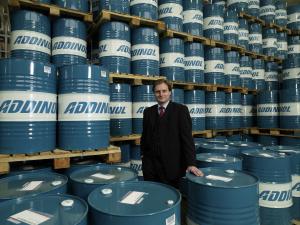 ADDINOL at the main biogas fair