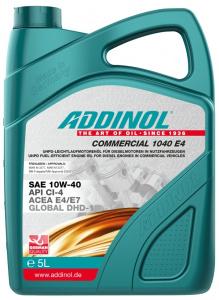 Uleiuri de motor ADDINOL COMMERCIAL1040 E4